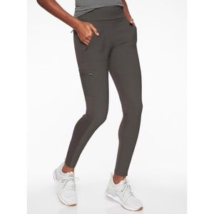 Athleta Headlands Hybrid Cargo Skinny Leggings